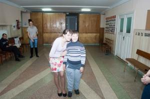 наша Танюша з Віталіком